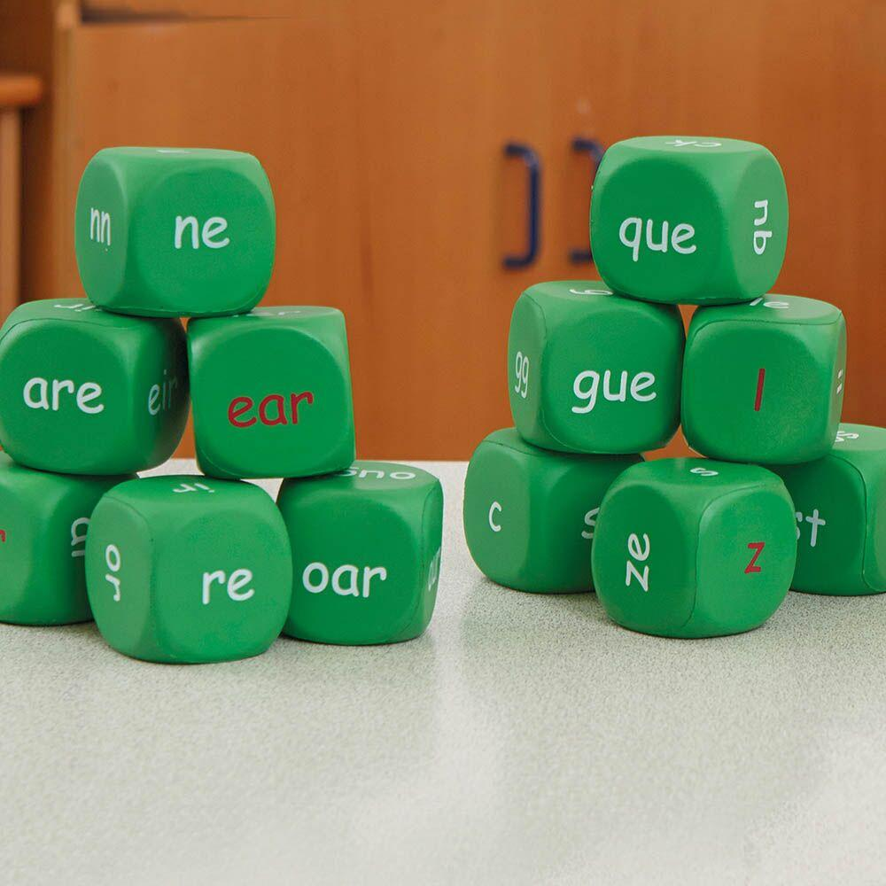 Alternative Grapheme Dice Phase 5