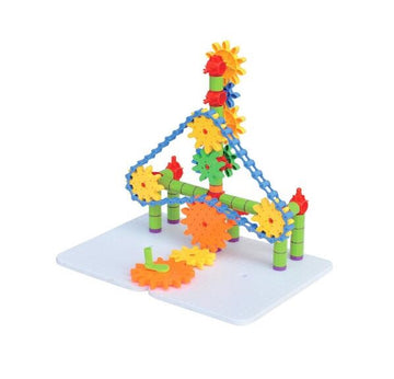 Large Gears Construction Set - Gears Set  (330 pieces)