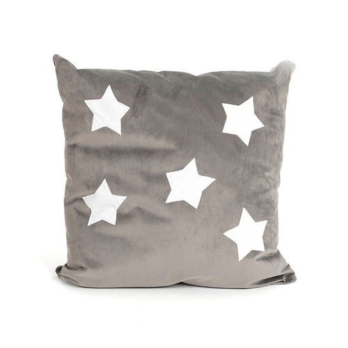 Glow in the Dark Floor Cushions Grey