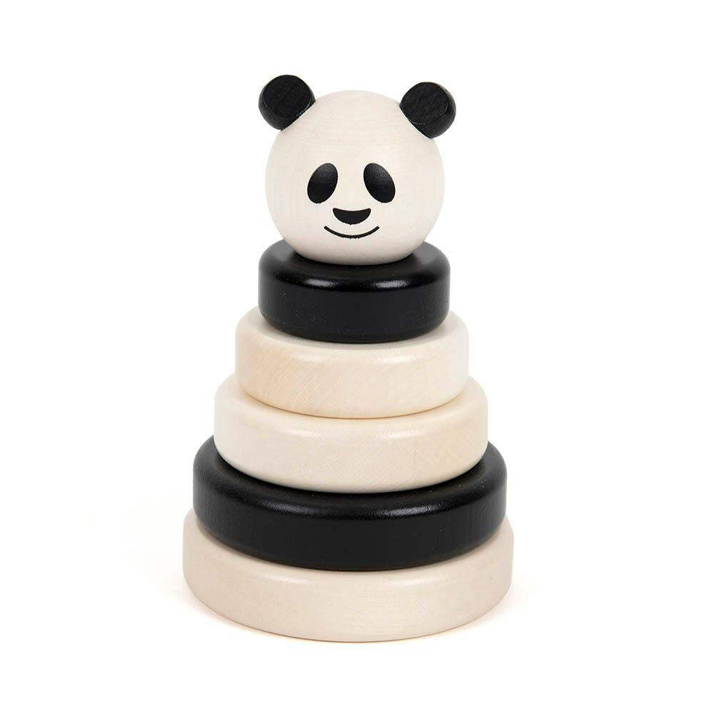 Panda Wooden Stacker