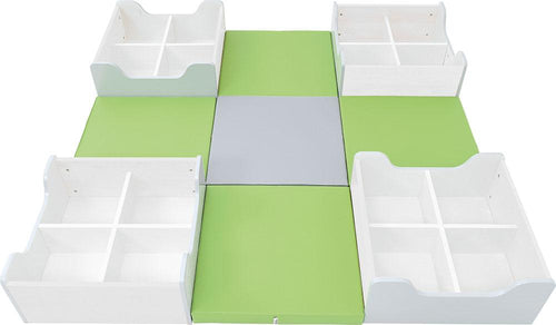 Soft Seating Library Set 72