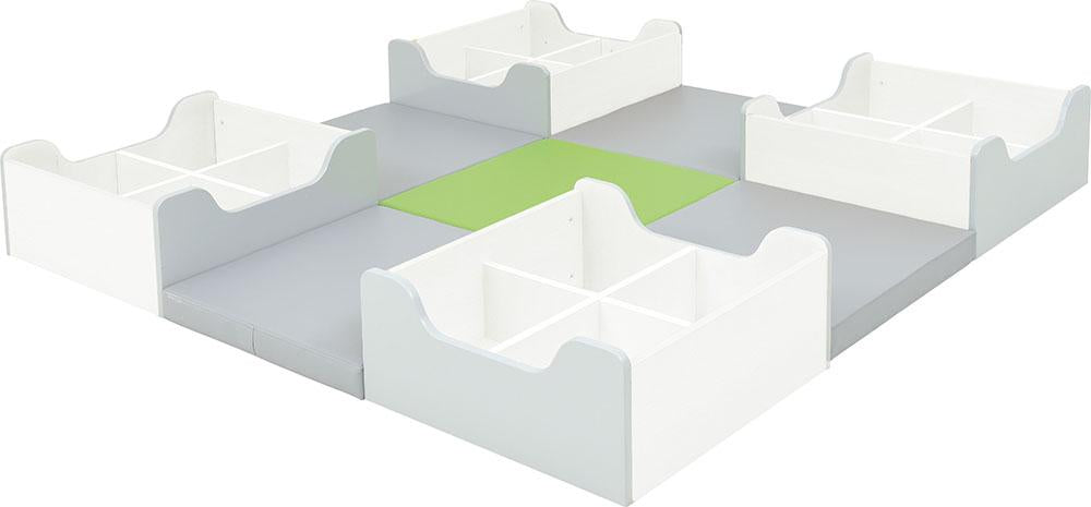 Soft Seating Library Set 73