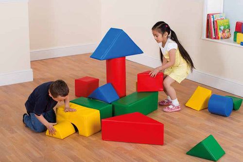 Soft Play Activity Set 1