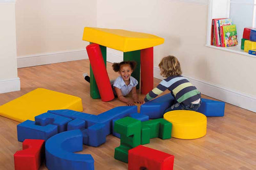 Soft Play Activity Set 2