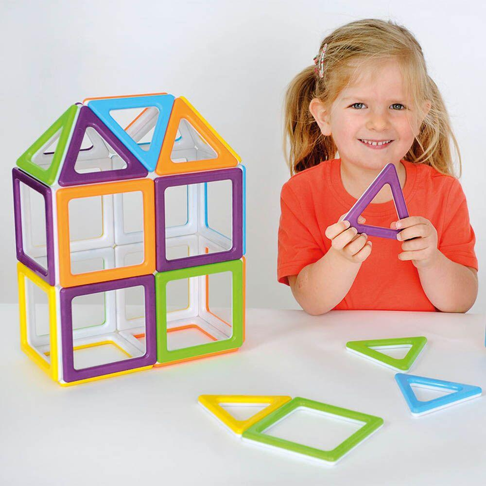 MegaMag Magnetic Construction Polydron 26pcs