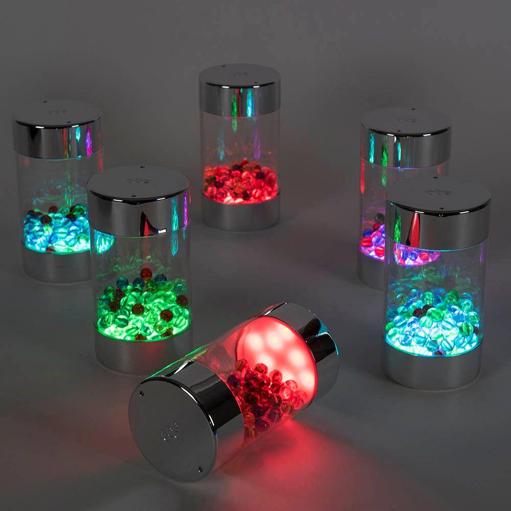 Illuminated Glow Roller Shakers 6pk