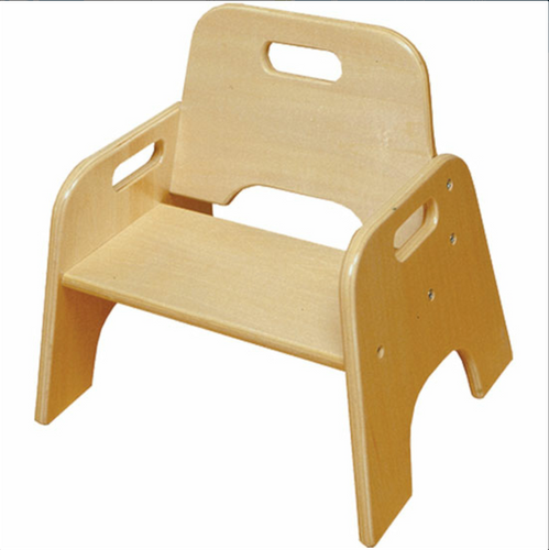 Toddler Wooden Chair 130mm
