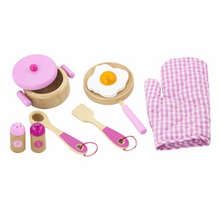 Cooking Tool Set Pink