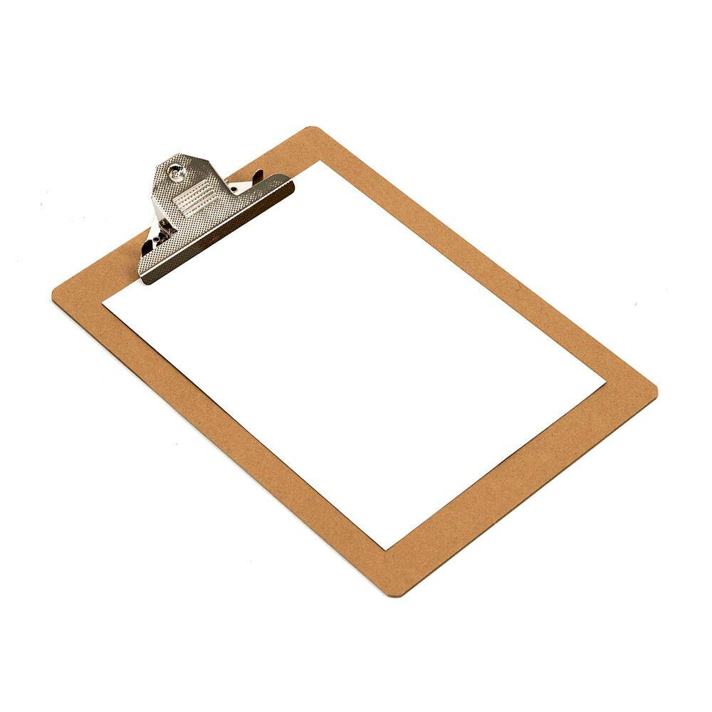 A5 Clipboards 6pk
