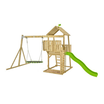 Kingswood York Wooden Swing Set & Slide