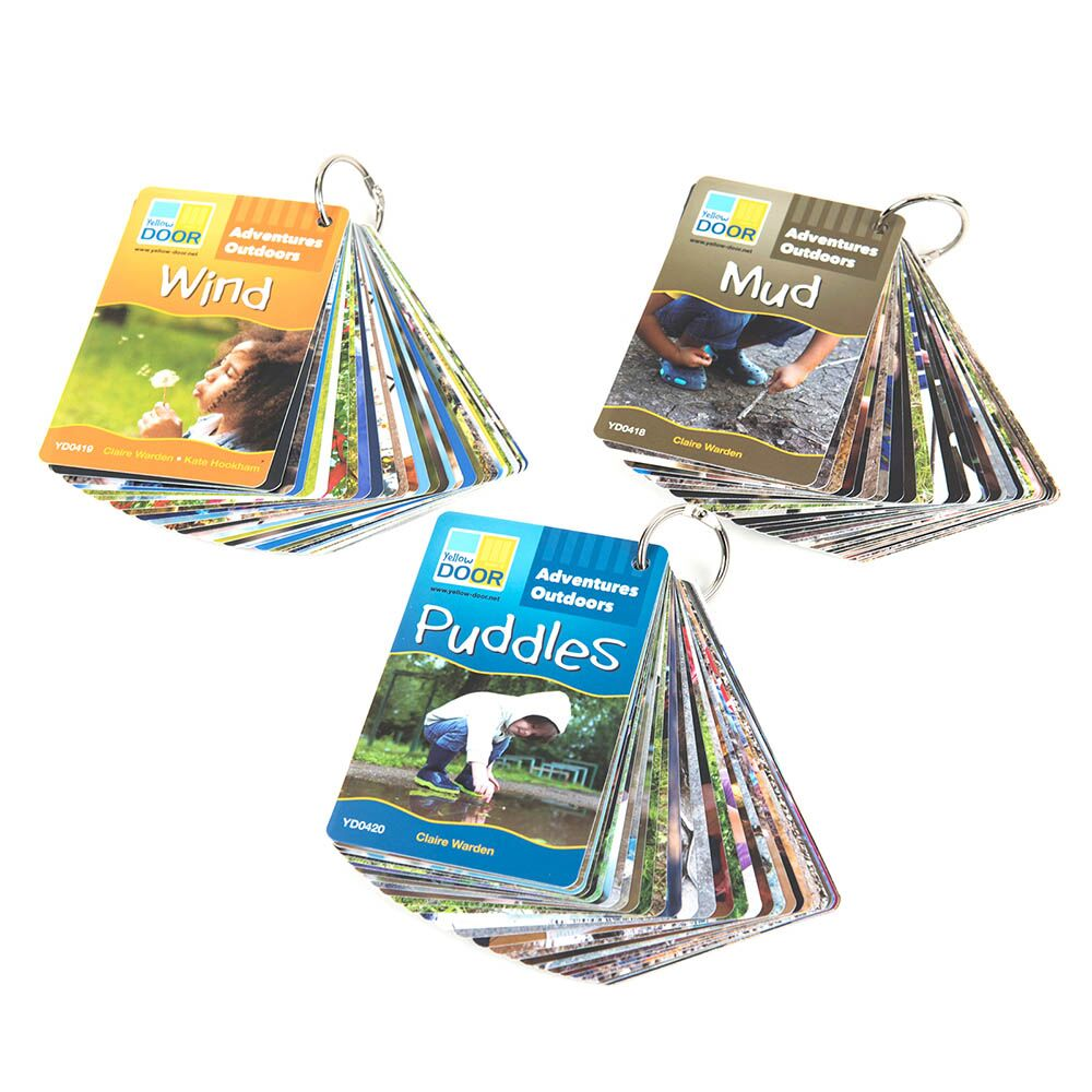 Outdoor Learning Cards Set 1