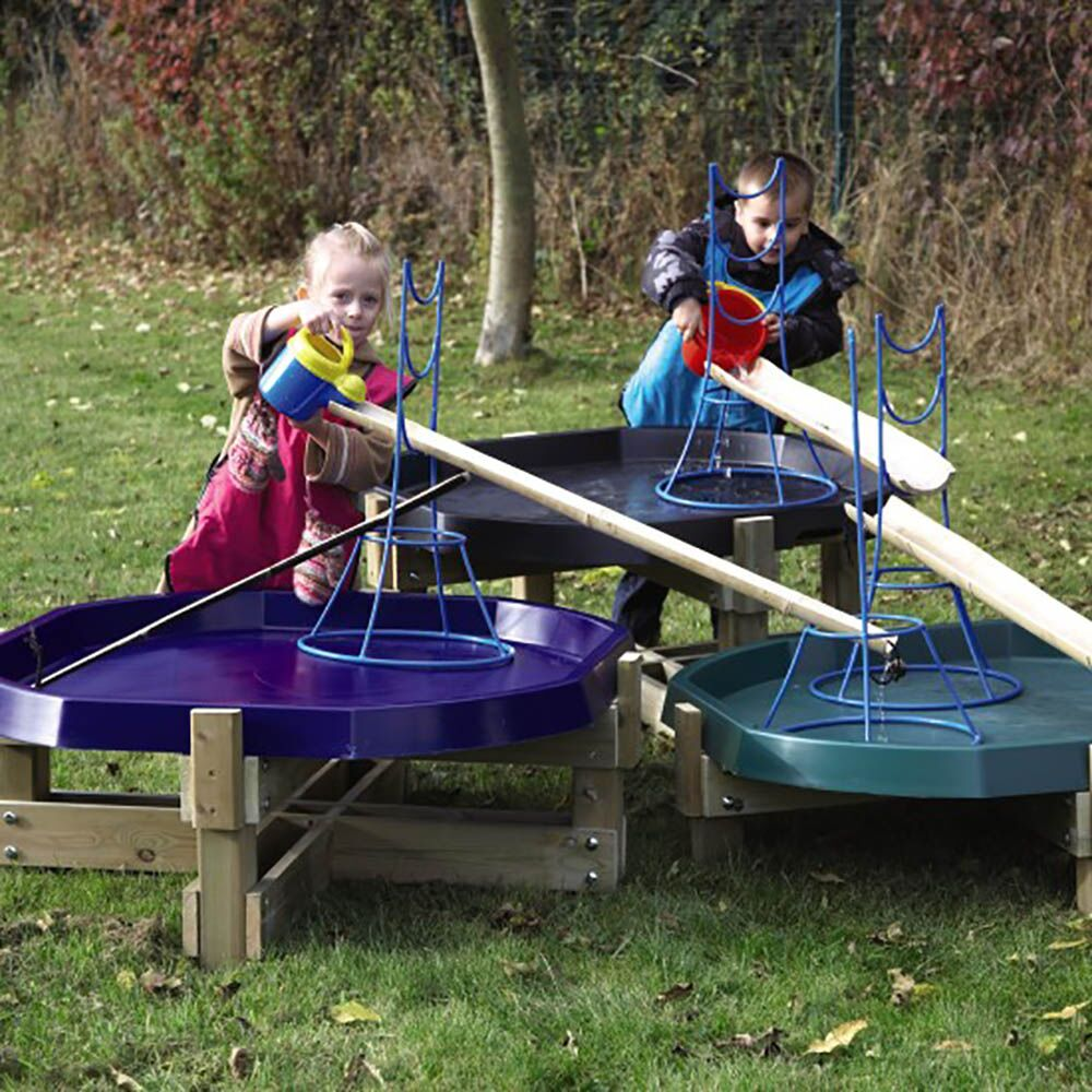 Outdoor Active World Unit and Tray Offer 3pk