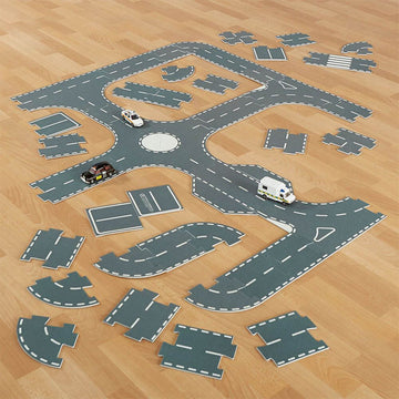 Small World Roadway System 43pcs