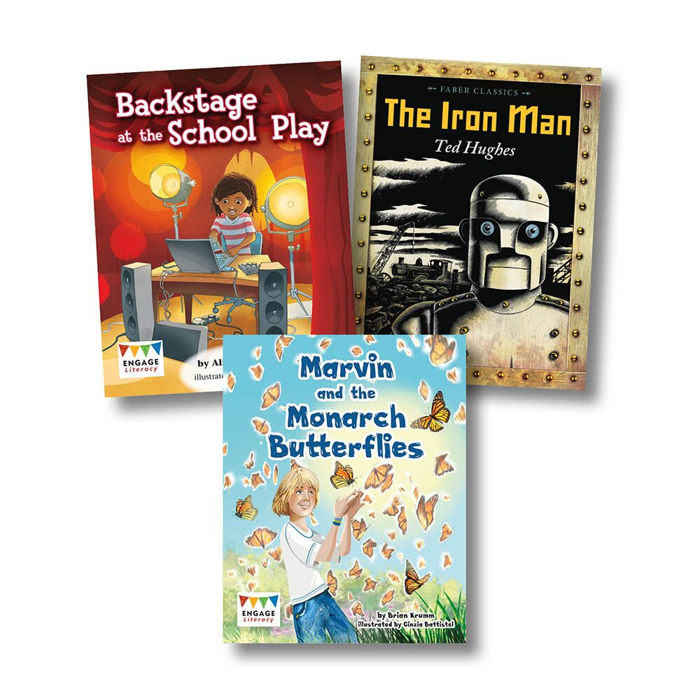 Guided Reading Pack - Blue Band