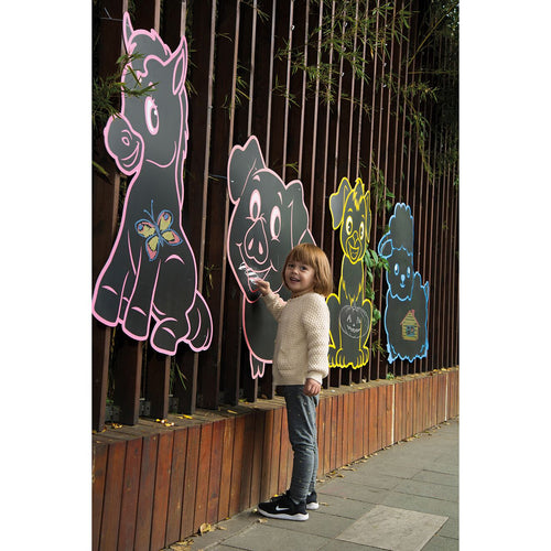 Jungle Animals Chalkboards 3mm
