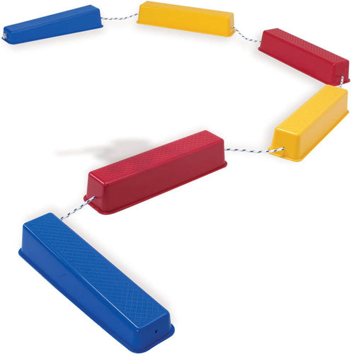 Plastic Stepping Balance Logs