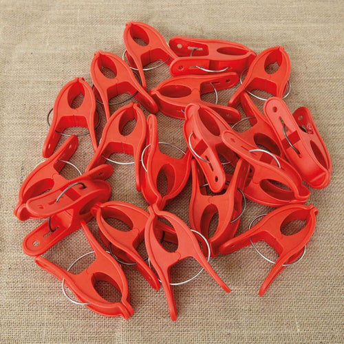 Giant Pegs Red 20pk