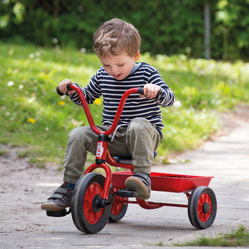 Winther Mini Viking Trike with tray