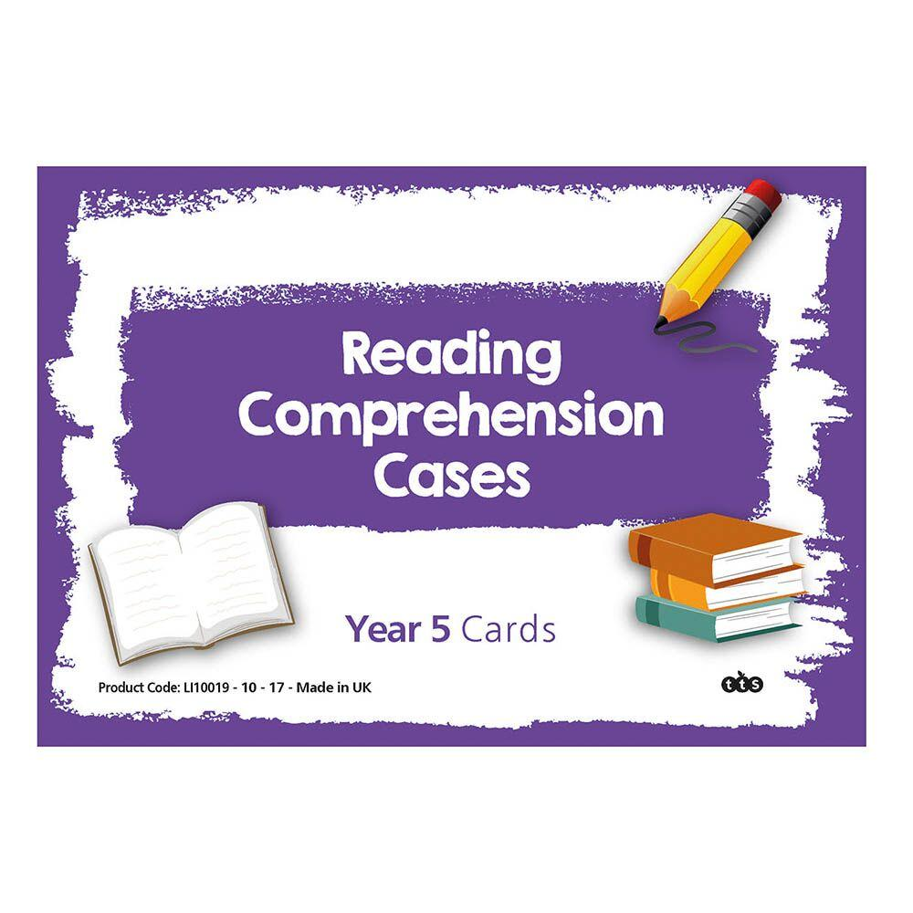 Reading Comprehension Cards Year 2