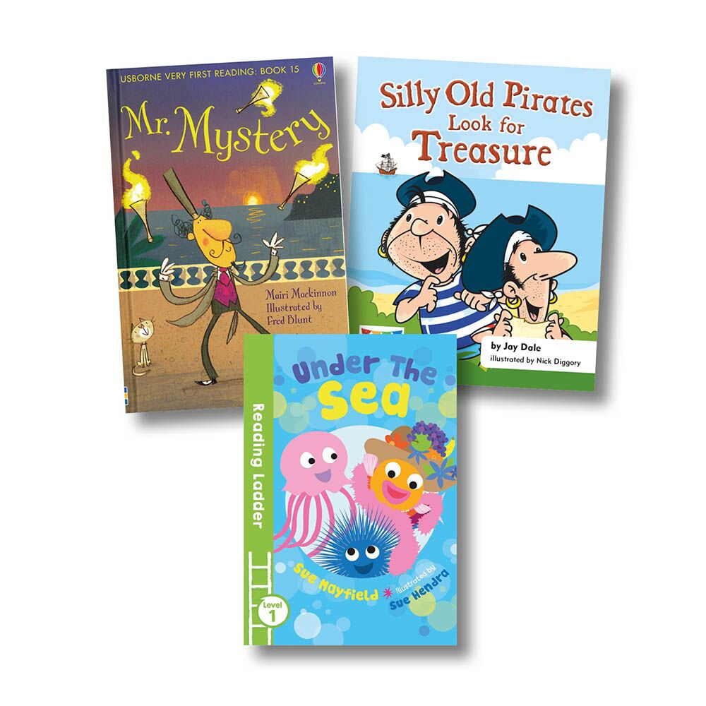 Guided Reading Pack Green B