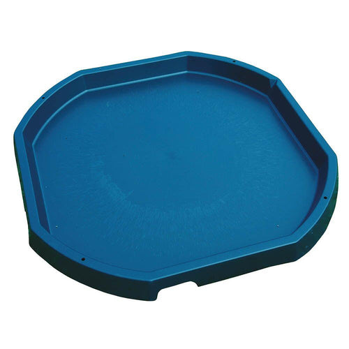 Plastic Active World Tray 3pk Blue