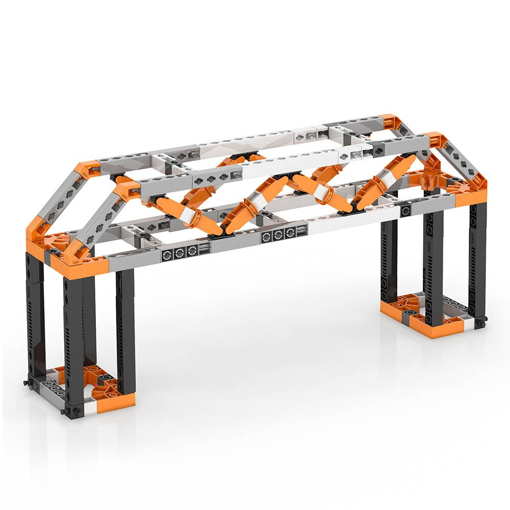 STEM STRUCTURES: Buildings & Bridges