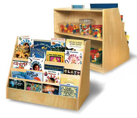 Book Display And Storage Unit - EASE