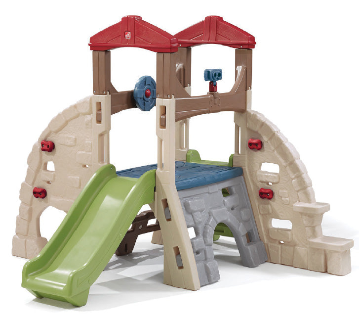 Alpine Ridge Climber & Slide