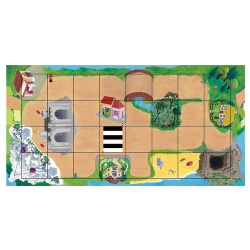 Magical Bee-Bot Adventure Mat