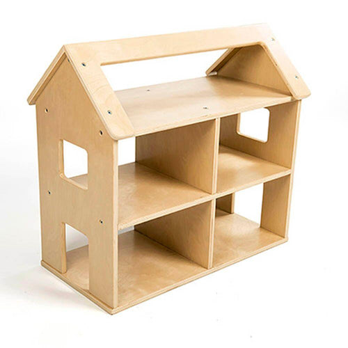 Toddler Wooden Small World Set Furniture