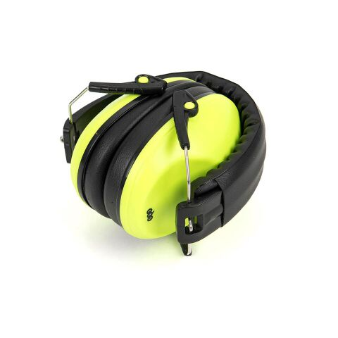 TTS Ear Defenders Green 5pk