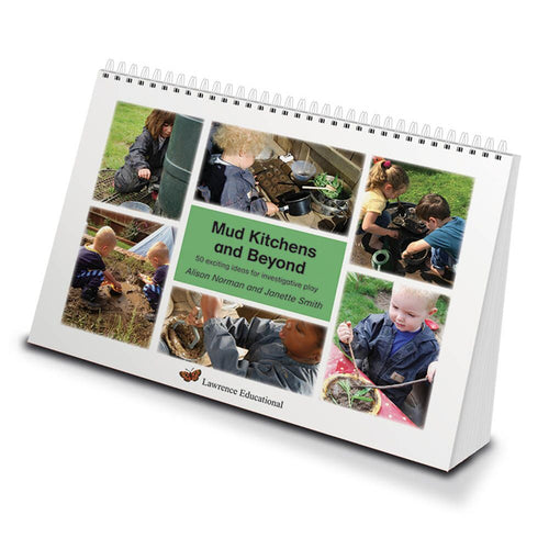 Mud Kitchens and Beyond Activity Single Book