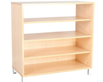 M Cabinet Half Open 3 Shelves with Legs