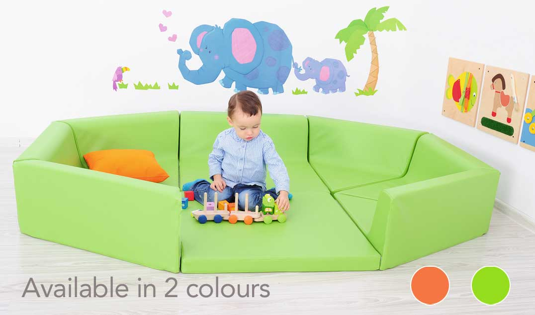 Small Opening playpen