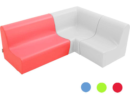 Medium Sofas 26cm seat All Colours