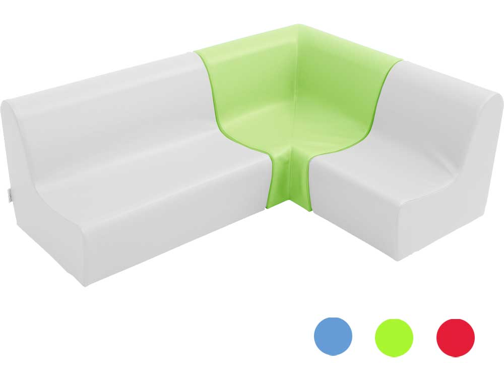 Small Corner Seats 20cm Seat All Colours
