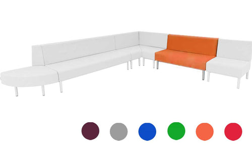 Sofa Inflamea (Double) All Colours