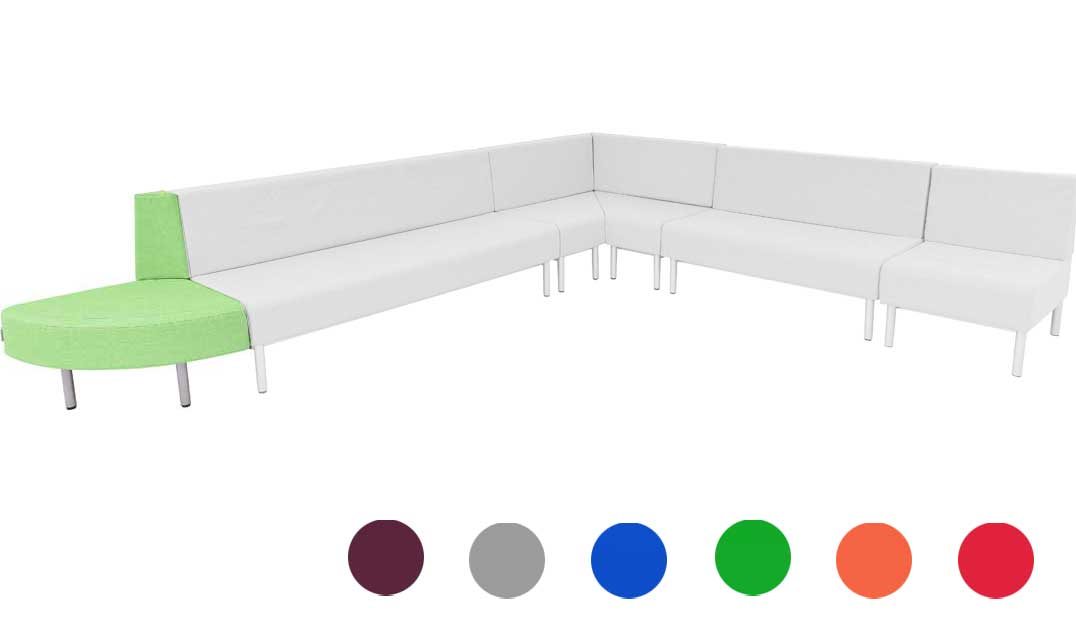 Corner External Inflamea Sofa All Colours