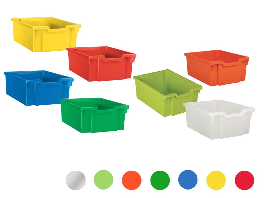 Deep Container All Colours