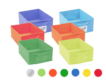Fabric Containers All Colours