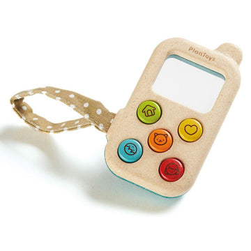 My First Wooden Toy Phone