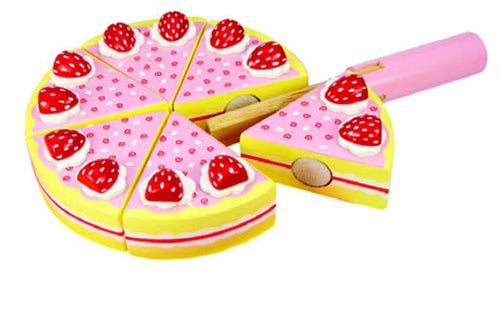 Strawberry Party Cake