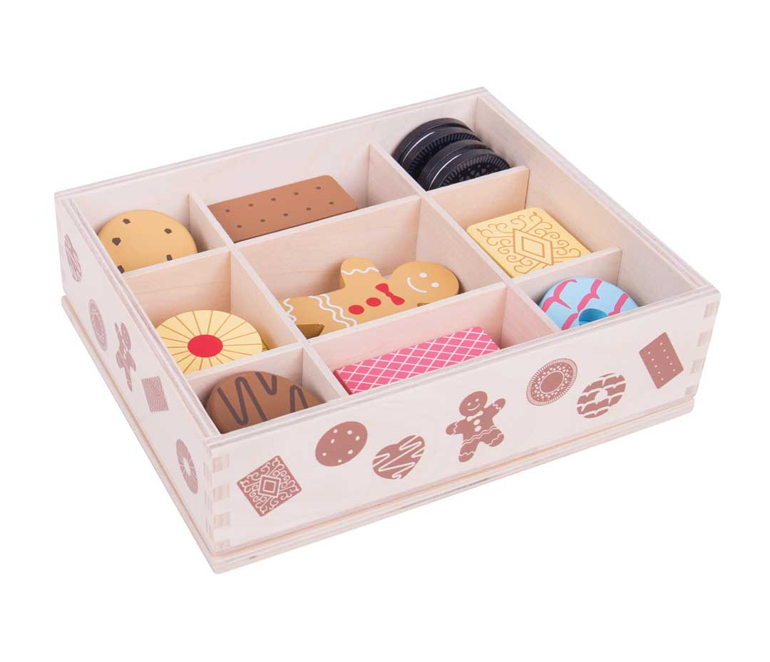 Box of Biscuits