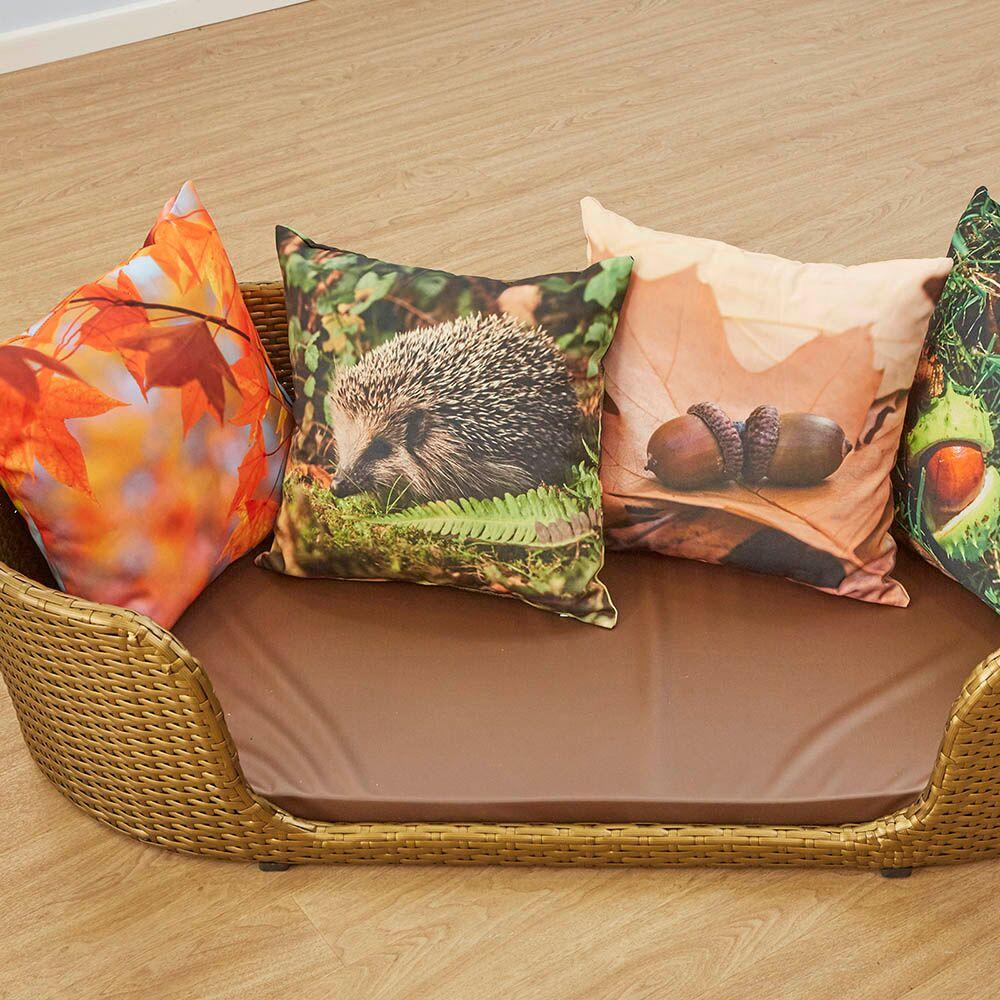 Seasons Cushions 4pk Autumn