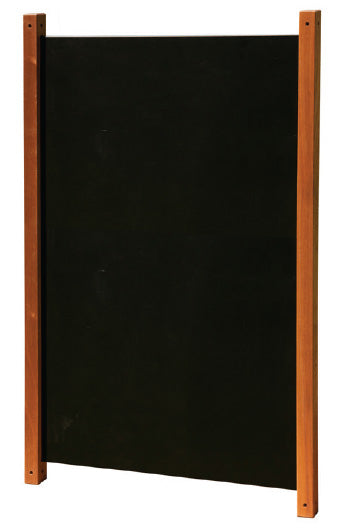 Outdoor Play Panel - Blackboard