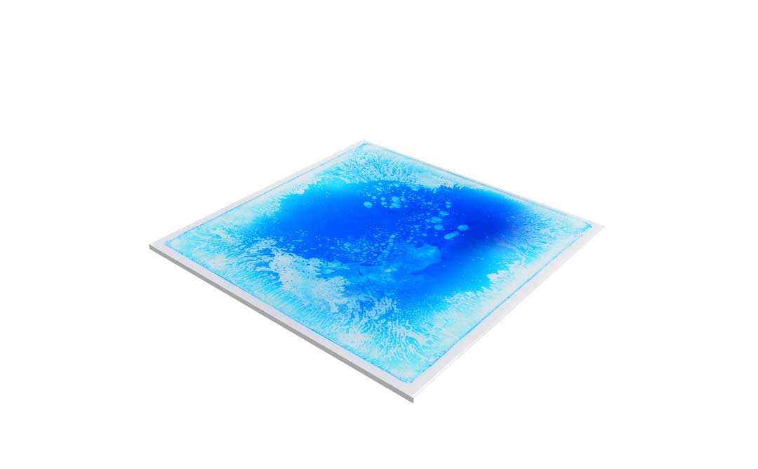 Set of 6 Liquid Floor Tiles