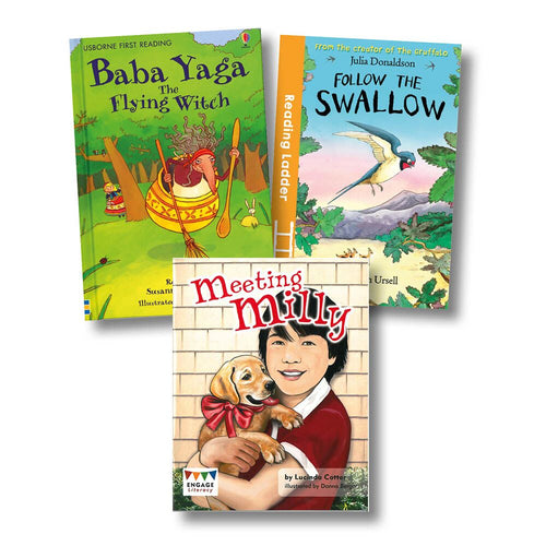 Guided Reading Pack Purple B