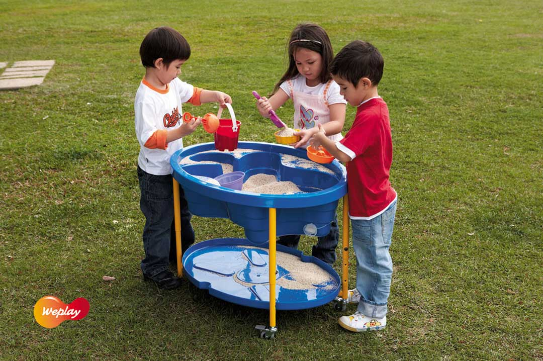 Sand & Water Table - Blue