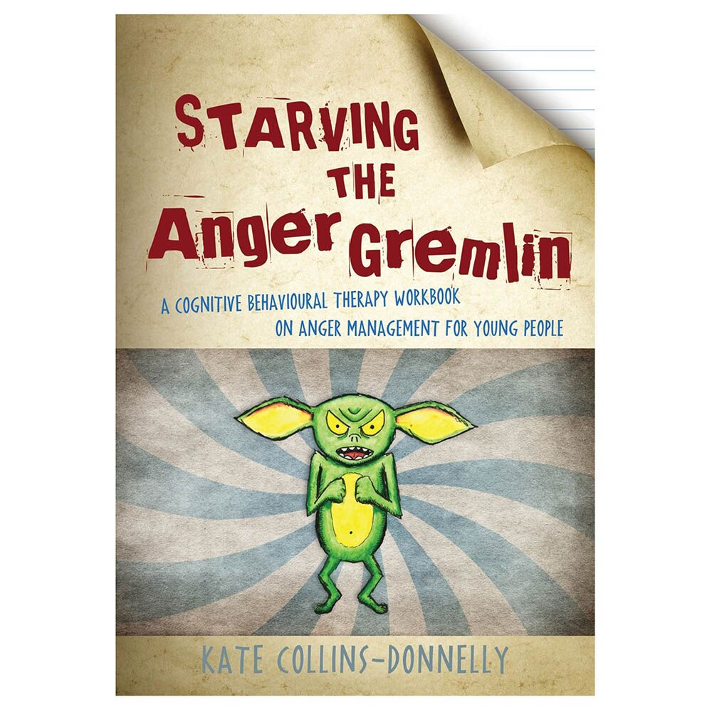 Starving the Anger Gremlin Workbook Single Book