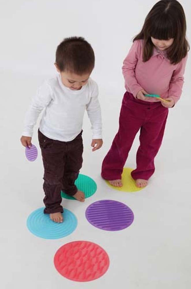SiliShape Sensory Circle Set Pk 10